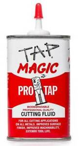 12 X 4 Oz Tap Magic Protap Formula Cutting Fluid for Drilling tapping milling