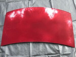 1990 1997 Mazda Miata Mx 5 Oem Trunk Lid Deck Lid Red