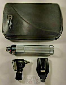 Welch Allyn 3 5 Volt Diagnostic Set W 20000 Otoscope Ophthalmoscope Plugin Hand