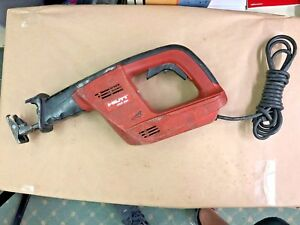 Hilti Wsr 900 Variable Reciprocating Saw P1 85592 2 Ts