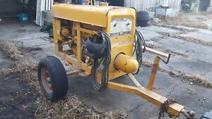 Lincoln Sa 200 Pipeliner F 163 Welder