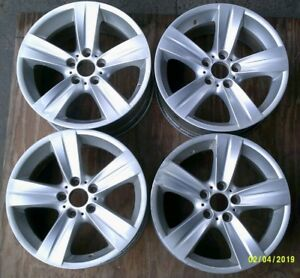 Bmw 323i 325i 238i 330i 335i 18 Staggered Wheels Oem