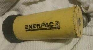 Enerpac Rc104 Hydraulic Cylinder 10 Tons 4 1 8in Stroke