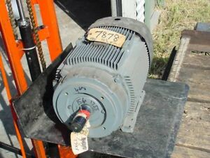 Four 3 phase Electric Motors Baldor Ge Dayton 15 20hp Package Deal For 4