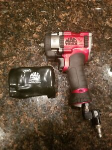 New Mac Tools Mpf990381 High Performance 3 8 Drive Air Impact Wrench