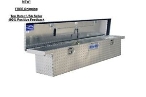 New Better Built 70 Crown Series Slimline Low Profile Crossover Truck Tool Box