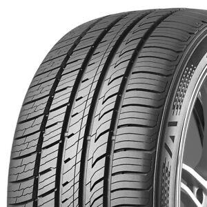 1 New 235 50zr17 96w Kumho Ecsta Pa51 235 50 17 Tire