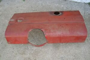 International Ih Farmall 756 Gas Hood