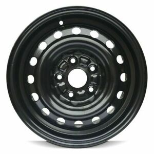 New Set Of 4 Wheels 15 Inch New Steel Rim Fits 95 04 Avalon 92 01 Camry Es300