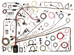 New 1962 65 Fairlane Wiring Harness Upgrade Kit Sedan Hardtop 500 Meteor Ford