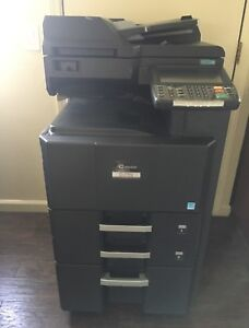 Copystar Cs 2550ci Color Copier Refurbish