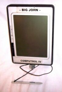 Big John Manufacturing Co Computrol Iv Seed Placement Monitor Ag Control