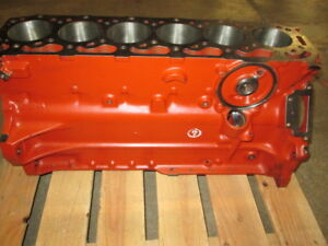 82851373 F0nn6010ed New Holland 6 Cylinder Engine Block Loaders