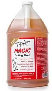 2 X 1 gal Tap Magic Ep xtra Formula Cutting Fluid for Drilling tapping milling