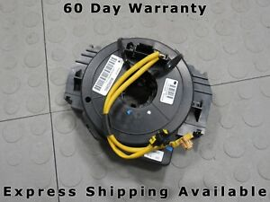 05 07 Jeep Grand Cherokee Commander Clockspring Spiral Cable Reel 05143320af An
