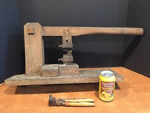Antique Ideal MFG. Co. .32-40 M165 Bullet Mold + Primitive 6 Shell Resizing Die