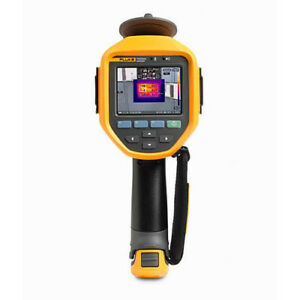 Fluke Ti450 Pro 60 Hz 320 X 240 1 31 Mrad Thermal Imaging Camera