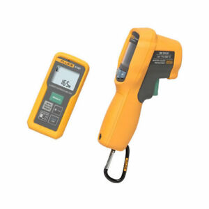 Fluke 414d 62max Laser Distance Meter Ir Thermometer Combo Kit