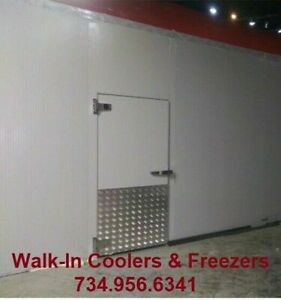 Walk In walkin Freezer 20 w X 68 d X 10 h Bakery Bar Restaurant Club