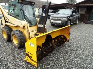 Erskine 2418 85 Snow Blower For Skid Steer
