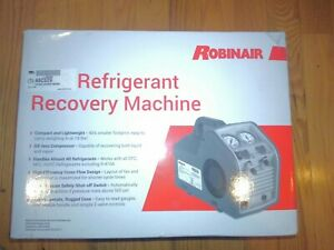 Robinair Promax The Cube Rg3 Lightweight Recovery Machine Brand New Free Ship