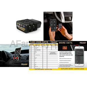 Obdlink Mx Bluetooth Obd2 Scanner Turns Your Iphone Ipad Android Kindle F