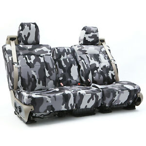 Chevy Silverado Seat Covers Coverking Neosupreme Urban Traditional Camo