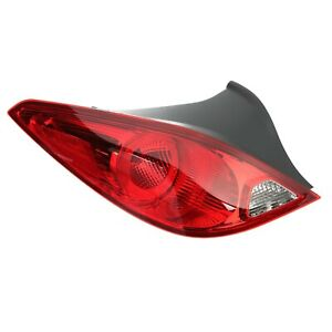 New For 06 09 Pontiac G6 Rear Left Side Tail Light Lamp Assembly Gm2800200
