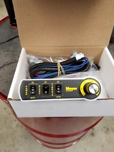 New Genuine Meyer Salt Spreader Variable Speed Control Box 22800 22808 36244