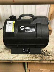 Miller Coolmate 4 Tig Mig Welding Cooler For Parts