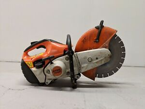 Hoc Stihl Ts420 14 Inch Stihl Saw Concrete Saw Fully Rebuilt 30 Day Warranty