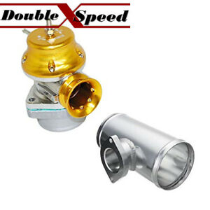 Rs Style Universal Billet Blow Off Valve Greddy Type S Rs Flange 3 Tube Pipe