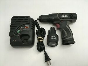 Matco Tools Infinium Mcl1238d 12v 3 8 Drill Driver W Battery Charger