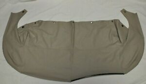 1999 2005 Mazda Miata Parchment Tan Vinyl Convertible Top Tonneau Boot Cover Nb