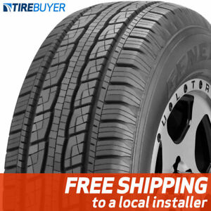 1 New 255 55r20 General Grabber Hts60 255 55 20 Tire