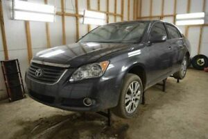 Driver Front Bucket Seat Oem Grey Leather Air Bag Fits 08 Toyota Avalon 869697