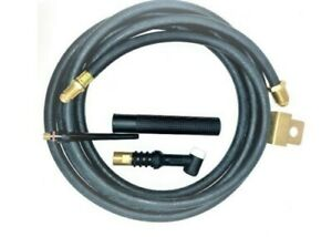 Wp26 25r Tig Welding Torch Compatible With Weldcraft 25ft