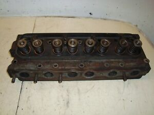 Ford 800 Tractor Gas Cylinder Head 900