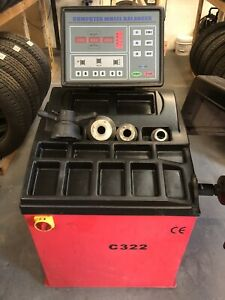 Coseng C322 Computer Wheel Balancer