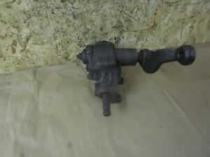 1960 75 Chevrolet Gm Malibu Chevelle Impala Corvette Steering Gear Box Oem