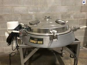 Russell Finex Model 17900 Compact Sifter Sieve Screen Filter