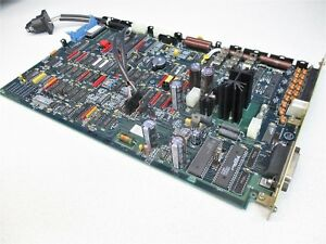 Waters 717p Autosampler Mother Board 717 055811 Rev 8 078894 Rev 4 Motherboard