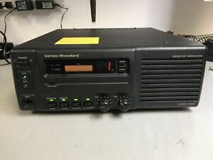 Vertex Standard Vxr 7000u Uhf Repeater 450 470 Mhz With Celwave Duplexer