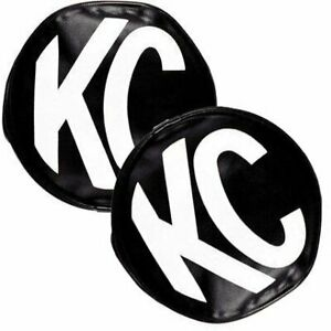 Open Box Kc Hilites Set Of 2 Off Road Light Covers Pair