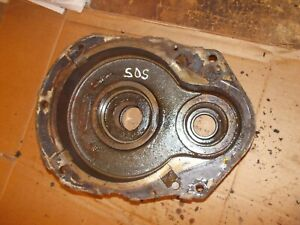 Ford 901 D Nf Rc Tractor Original Select O Speed Sos Transmission Cast Cover