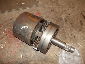 Ford 901 D Nf Rc Tractor Orgnl Select O Speed Sos Transmission Planetary