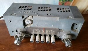 1966 67 Mopar Dodge Dart Car Radio Model 041633