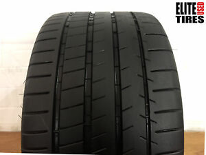 1 Michelin Pilot Super Sport P305 30zr20 305 30 20 Tire 8 0 9 0 32