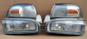 Toyota Sprinter Ae100 Ae101 2nd Generation Rare Head Lights Parking Jdm Used