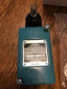 Honeywell 201ls6 Micro Switch